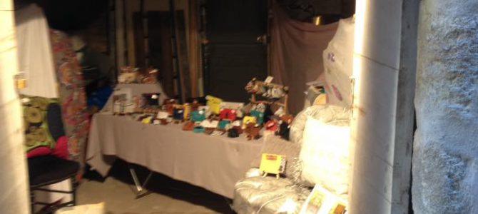 Le marché de Noël de La Sauvetat