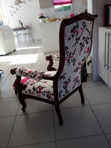 fauteuil japonais