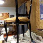 restauration chaise